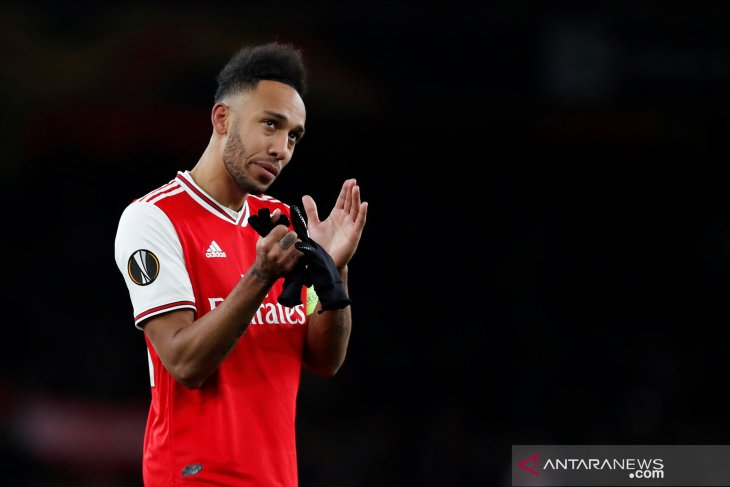 Aubameyang siap dijual Arsenal dengan setengah harga