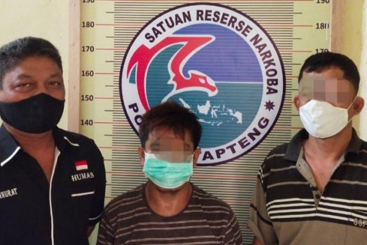 Oknum ASN di Tapteng ditangkap karena miliki sabu