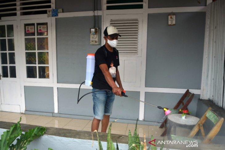 Kota Ambon bergeser ke zona oranye COVID -19