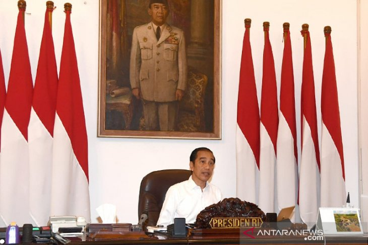 Presiden ingatkan ancaman krisis pangan dan ketahanan energi