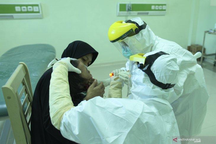 Tarakan's public hospital received 42 COVID-19 patients