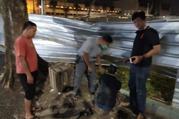 Napi asimilasi di Semarang diringkus saat mengedarkan sabu