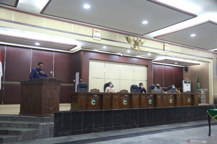 Wabup  berharap DPRD dan Pemkab perlu banyak diskusi