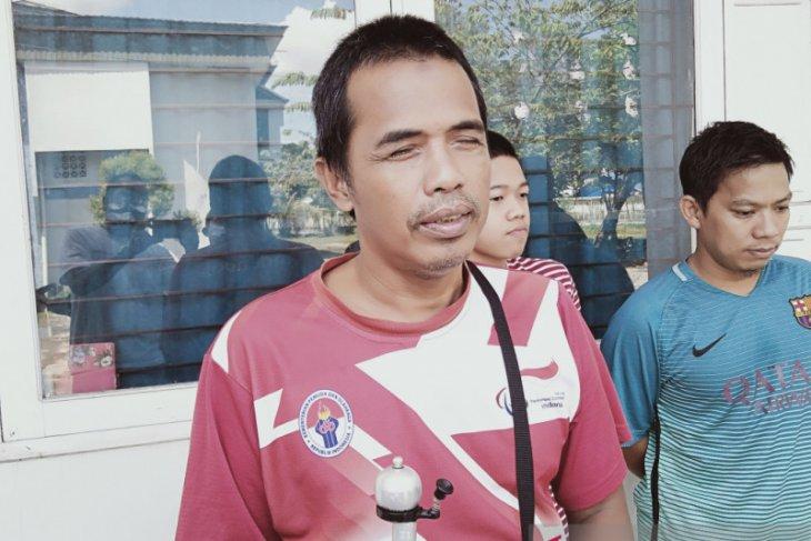 Ibramsyah, S Kalimantan's outstanding blind swimmer
