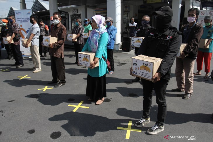 Indonesia channels spirit of 'gotong royong' in COVID-19 battle