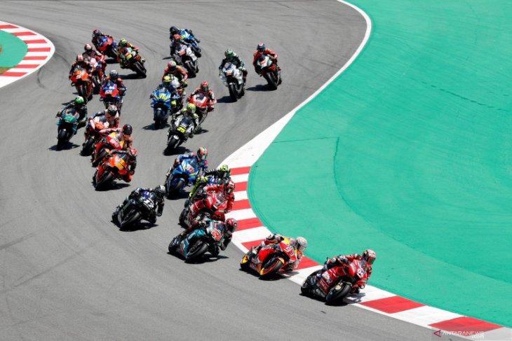 Seri pembuka MotoGP musim 2020 di Jerez Spanyol