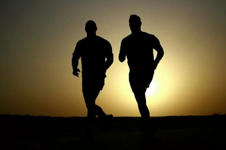 Pilihan waktu terbaik jalani aktivitas olahraga saat berpuasa