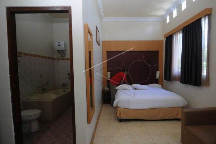 Hotel praktik siswa untuk ruang isolasi pasien COVID-19