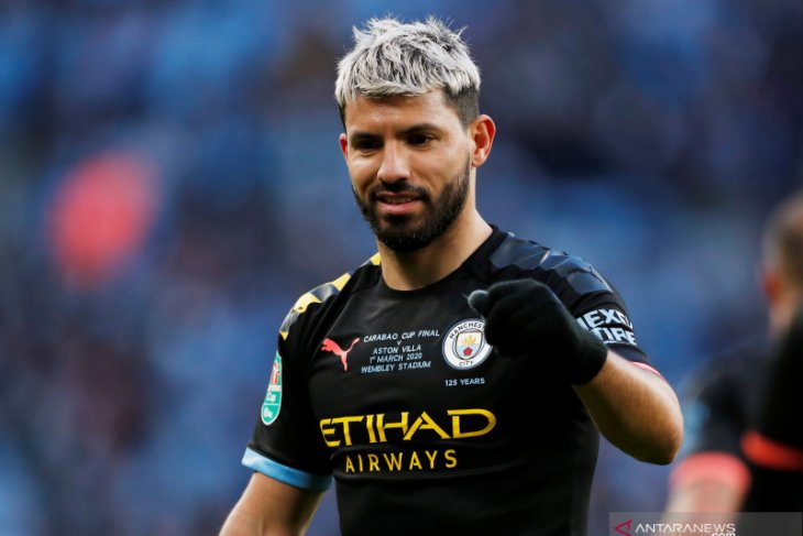 Aguero ramaikan Grand Prix virtual F1