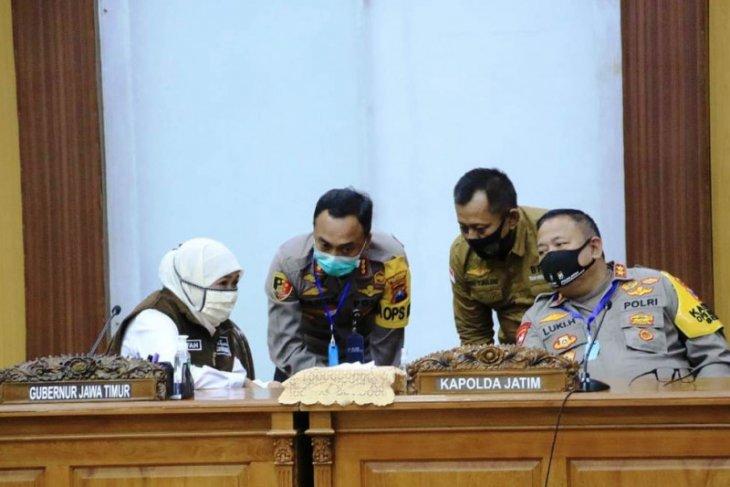 Pejabat Kapolda Jatim berganti