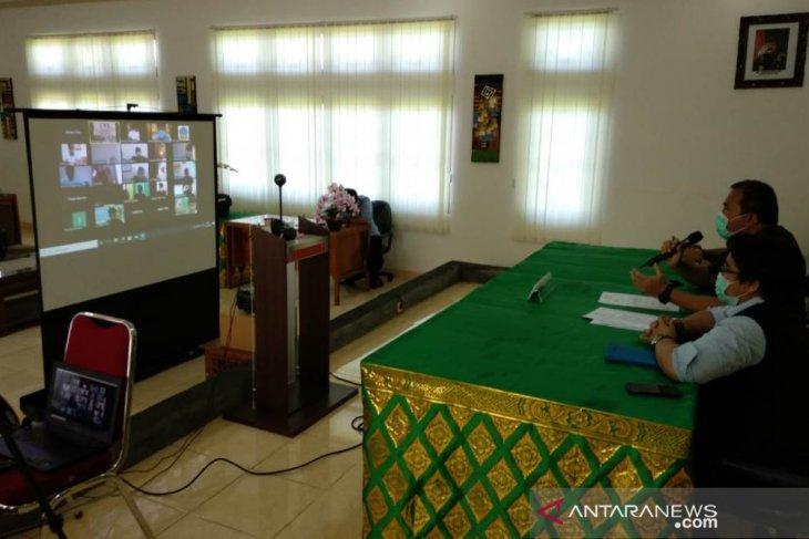 Kejari Gianyar edukasi kades gunakan dana desa untuk COVID-19