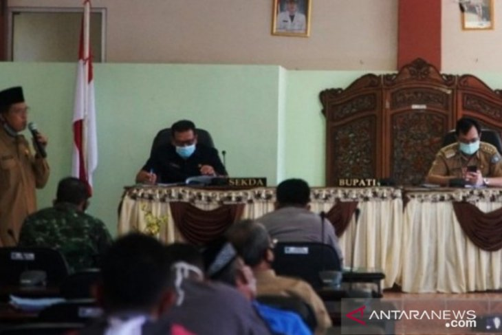 Kemenag Bangka Barat sosialisasikan protokoler pengumpulan ZIS