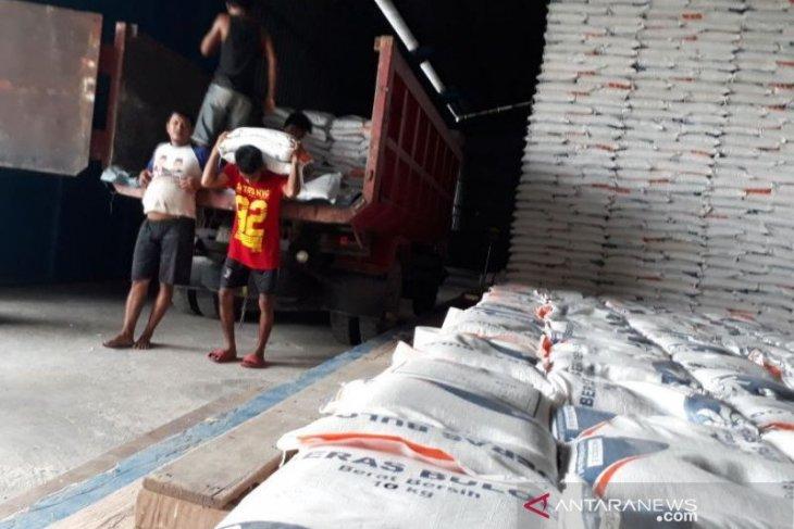 Persediaan beras Penajam Paser Utara cukup hingga tiga bulan