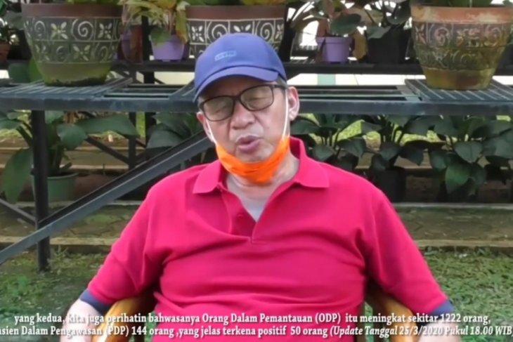 Gubernur Wahidin perpanjang PSBB Tangerang Raya hingga 17 Mei 2020