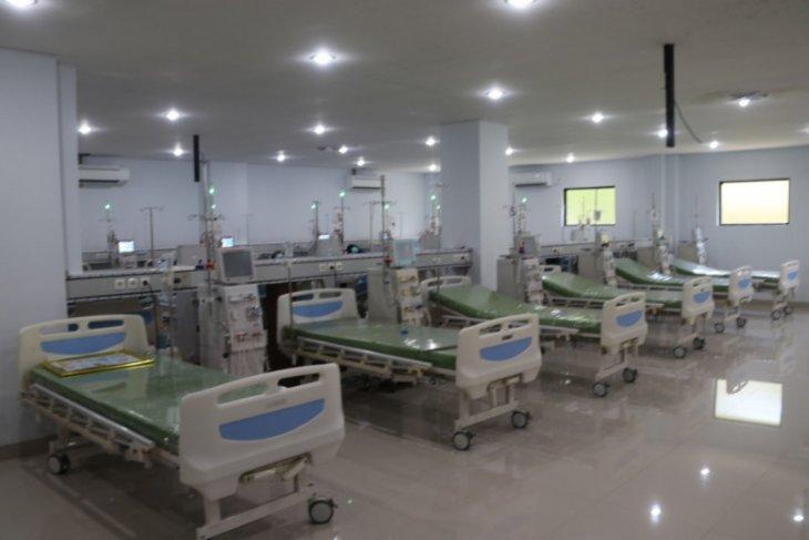 48 pasien PDP dan positif COVID-19 di RSUD Klungkung dinyatakan sembuh