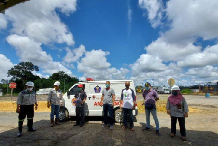 Adaro Metcoal Companies assist Murung Raya Task Force