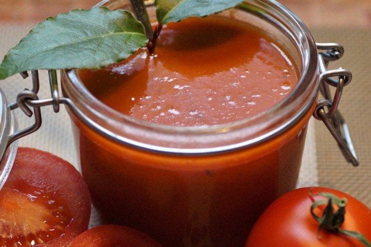 Menu Ramadhan: Sup krim tomat