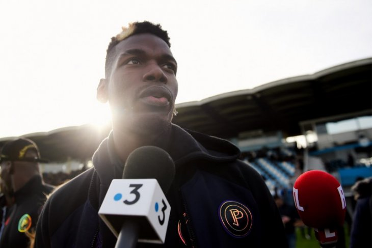 Inter Milan inginkan Paul Pogba