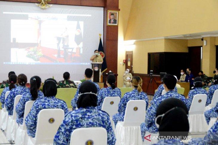 Menhan Prabowo membentuk Komponen Pendukung Pertahanan Bidang Kesehatan