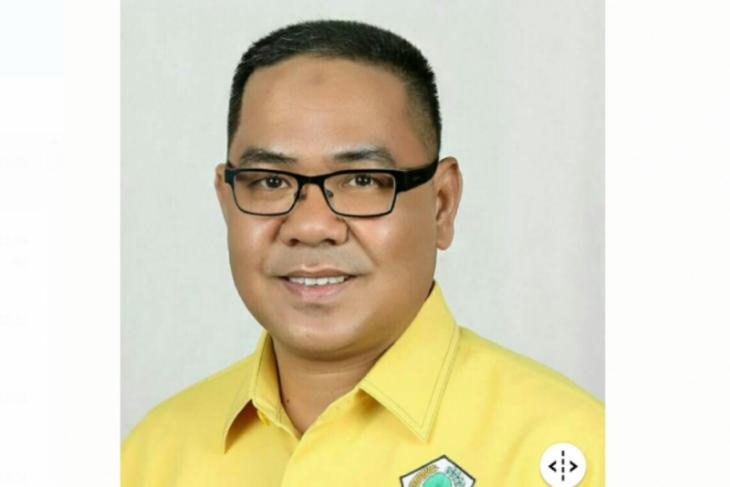 Mustafa jadi Plt Ketua DPD Golkar Kubu Raya
