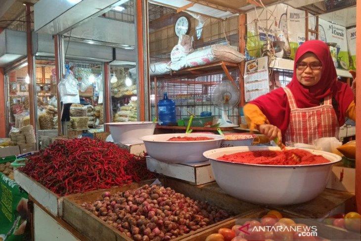 Harga cabai merah di Sumut anjlok karena permintaan melemah