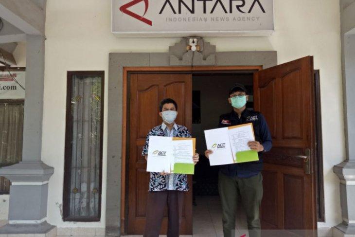 ACT gandeng ANTARA siapkan