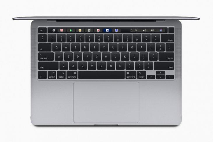 Apple rilis MacBook Pro dengan keyboard anyar