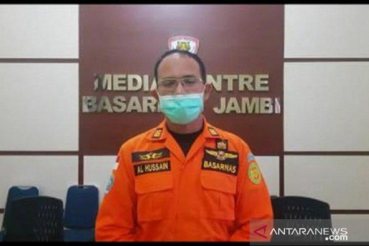 Basarnas Jambi gelar patroli banjir di perairan Sungai Batanghari