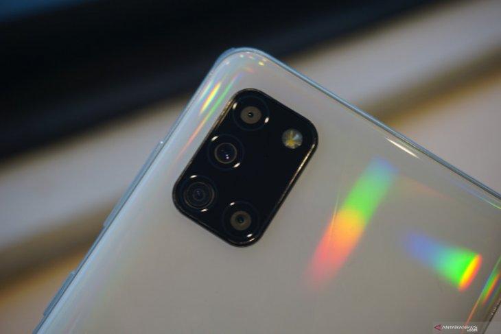Samsung Galaxy A31 meluncur dengan peningkatan baterai dan kamera
