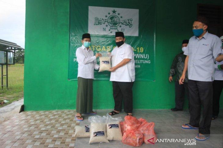 PT Timah bagikan 20.000 paket sembako COVID-19