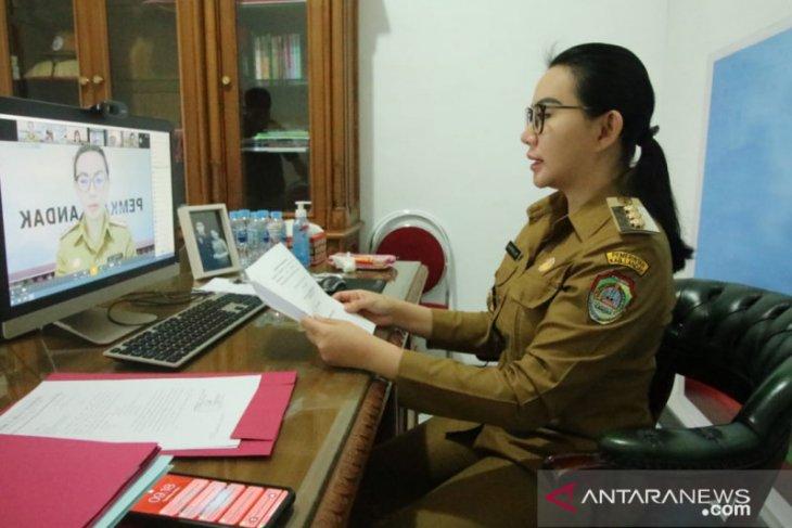 Pemprov Kalbar pastikan penataan kawasan Kota Ngabang tetap dilanjutkan