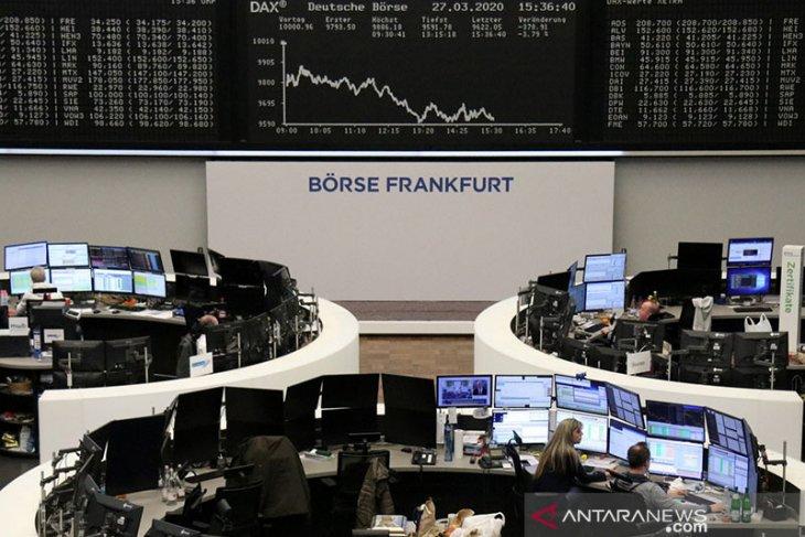 Saham Jerman berbalik melemah, indeks DAX 30  jatuh 0,61 persen