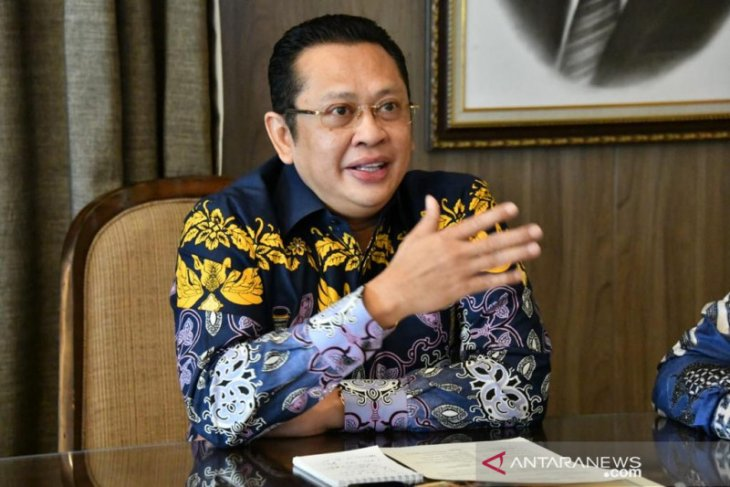 Ketua MPR dorong pemerintah lakukan lima upaya atasi pandemi COVID-19