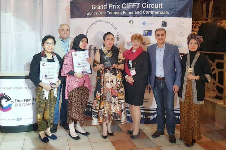 Film pariwisata Indonesia raih penghargaan di ITFF Bulgaria