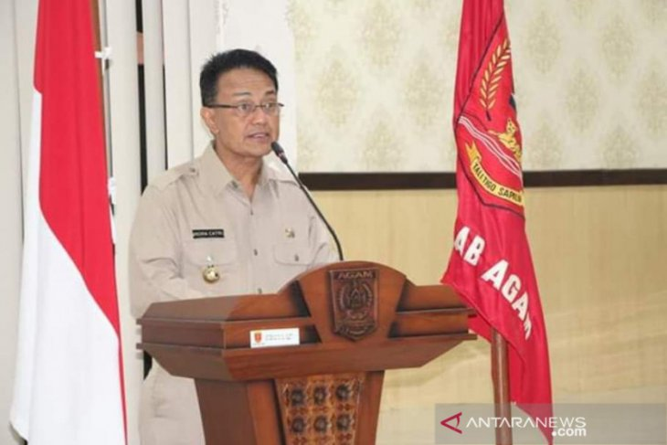 Five health workers in Agam, West Sumatra, contract COVID-19