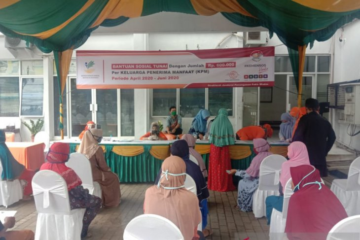 65.794 KK di Kabupaten Serang mulai terima bansos Kemensos