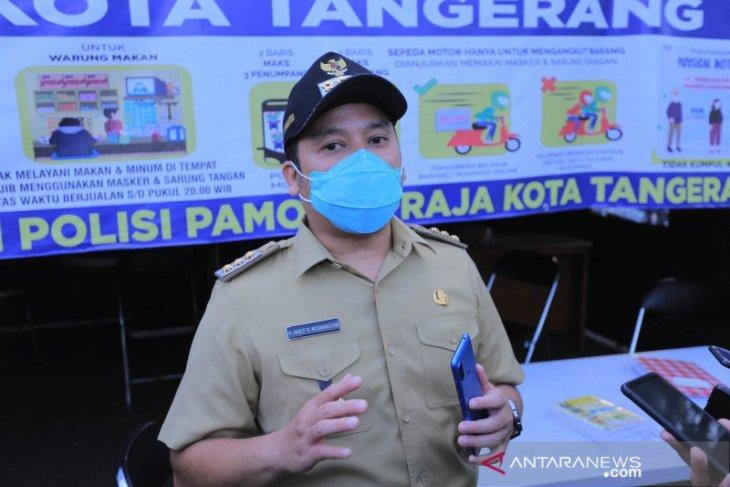 130.439 KK warga Kota Tangerang berhak terima bansos
