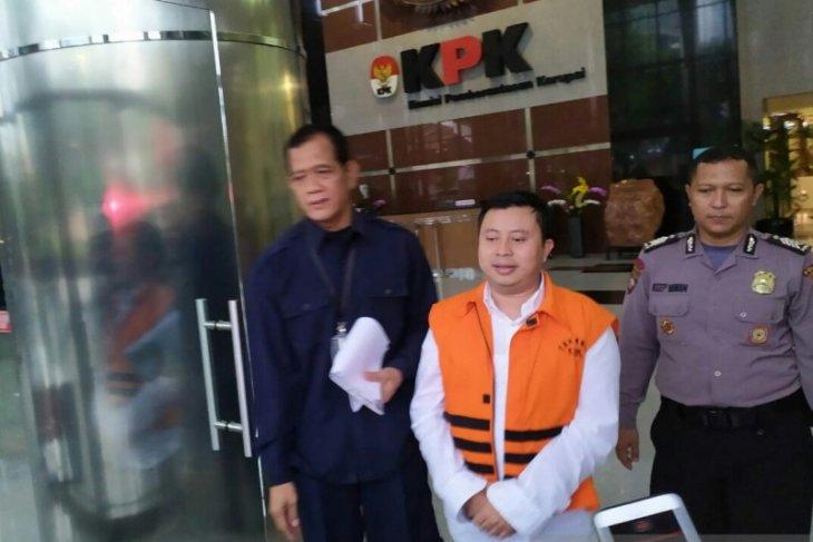 Kader PDIP Saeful Bahri divonis 20 bulan penjara
