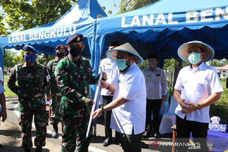 Jaga ketahanan pangan, Pemkot Bengkulu gandeng TNI AL