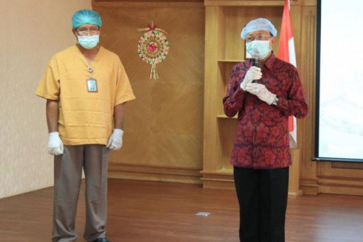 Gubernur Bali resmikan dua laboratorium PCR COVID-19