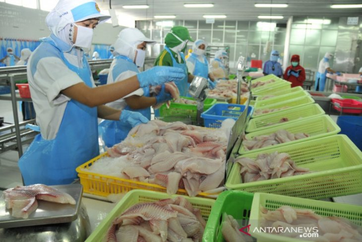 Price of fisheries products down 50% amid COVID-19