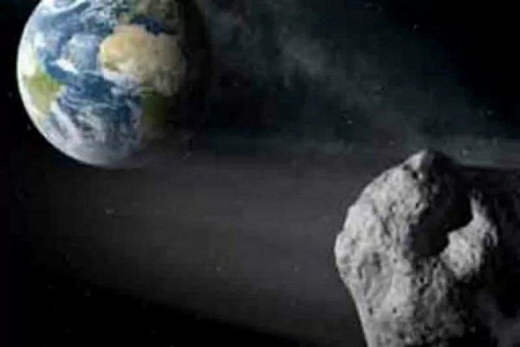 Peneliti Lapan: Asteroid 1997 BQ melintas dekat bumi jelang Idul Fitri