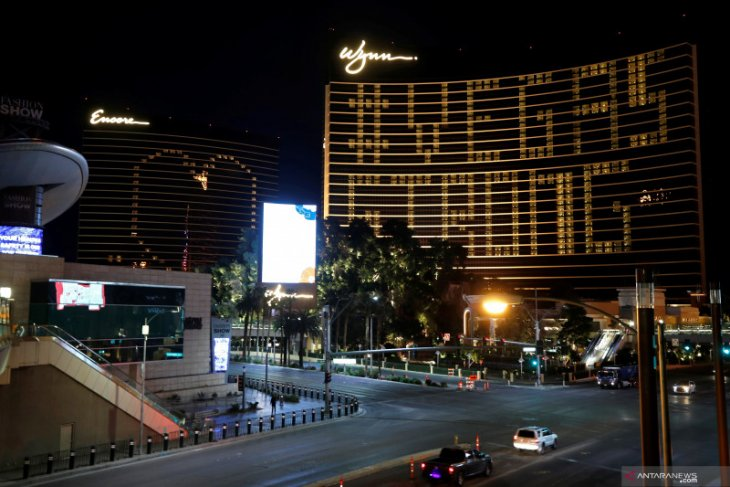 Rumah judi Las Vegas menjadi