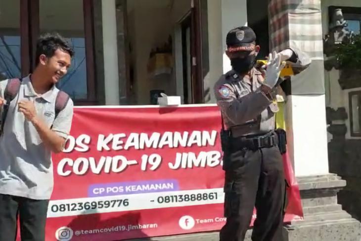 Kapolri apresiasi Bhabinkamtibmas Kuta-Bali yang tegur warga tanpa masker secara humanis
