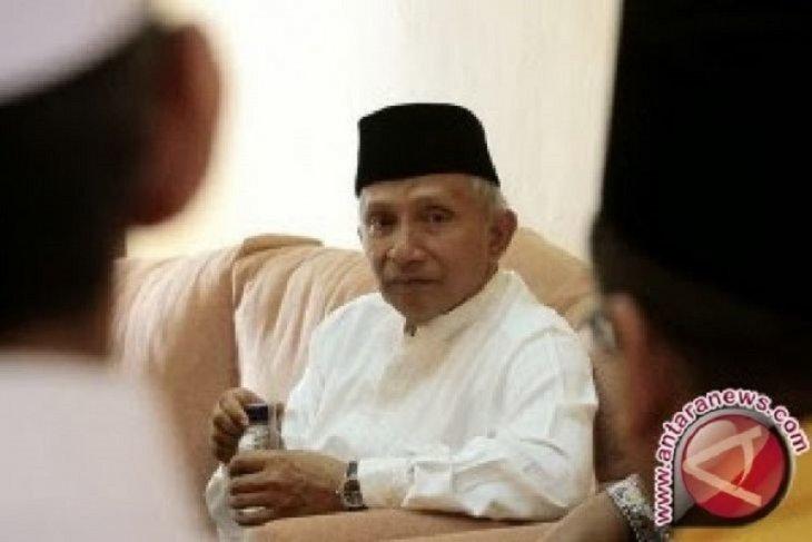 Amien Rais berencana buat parpol baru berasas Islam