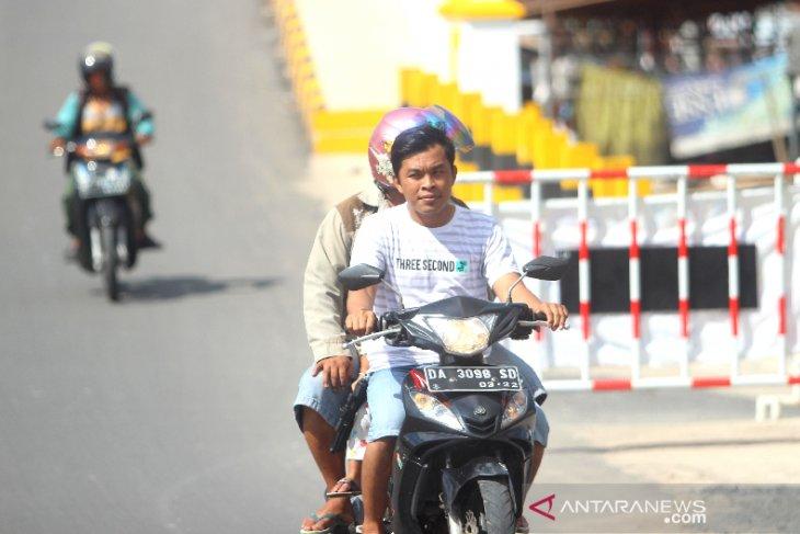 Pelanggaran Aturan Kendaraan di Masa PSBB