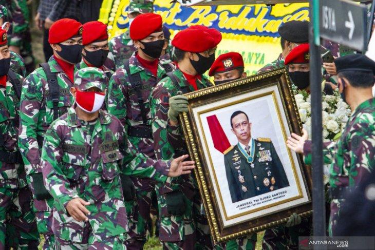 Kemarin, Ketua MPR hingga Menhan berduka meninggalnya mantan Panglima TNI Djoko Santoso
