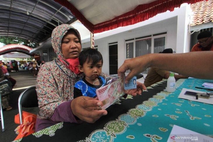 Jokowi berharap bantuan sosial pemerintah tingkatkan daya beli warga