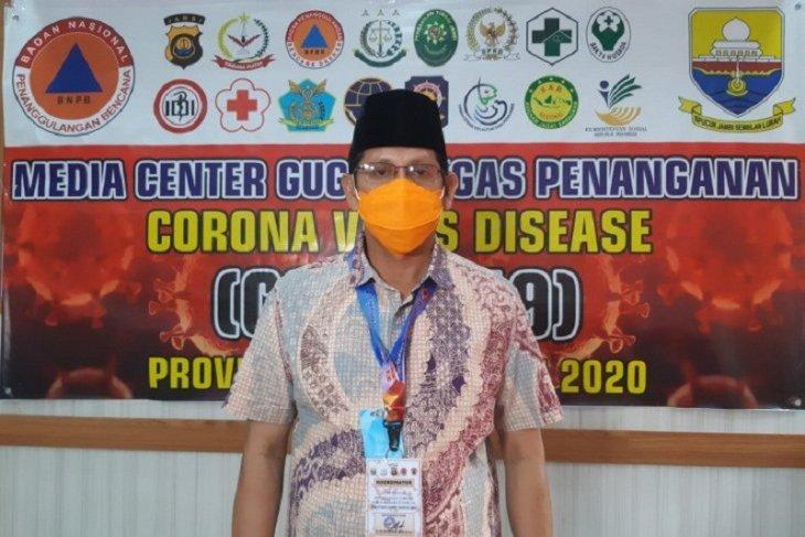 Kabar baik, dua pasien PDP di Jambi dinyatakan sembuh dari  corona