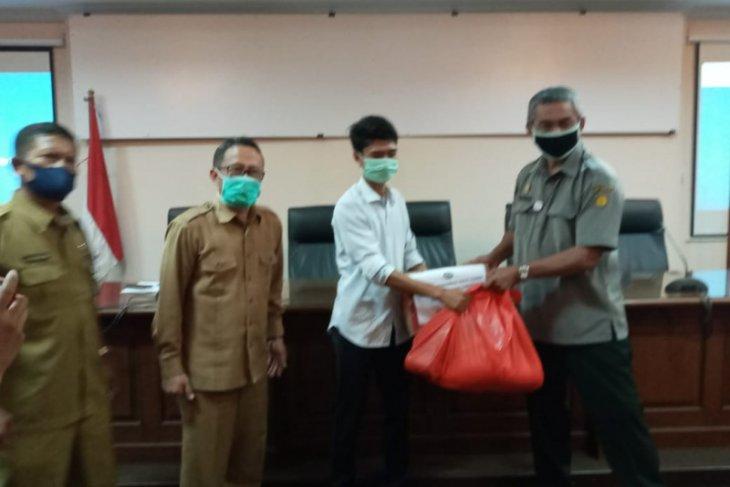 Kementan bantu petani gula aren Banten terdampak Pandemi COVID-19